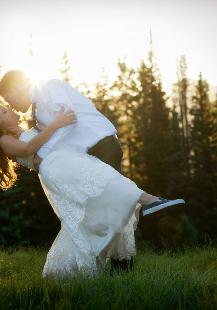 An Earthy Wedding on Durango Mountain, Durango Colorado