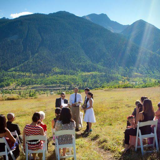 Weddings in Silverton, Colorado
