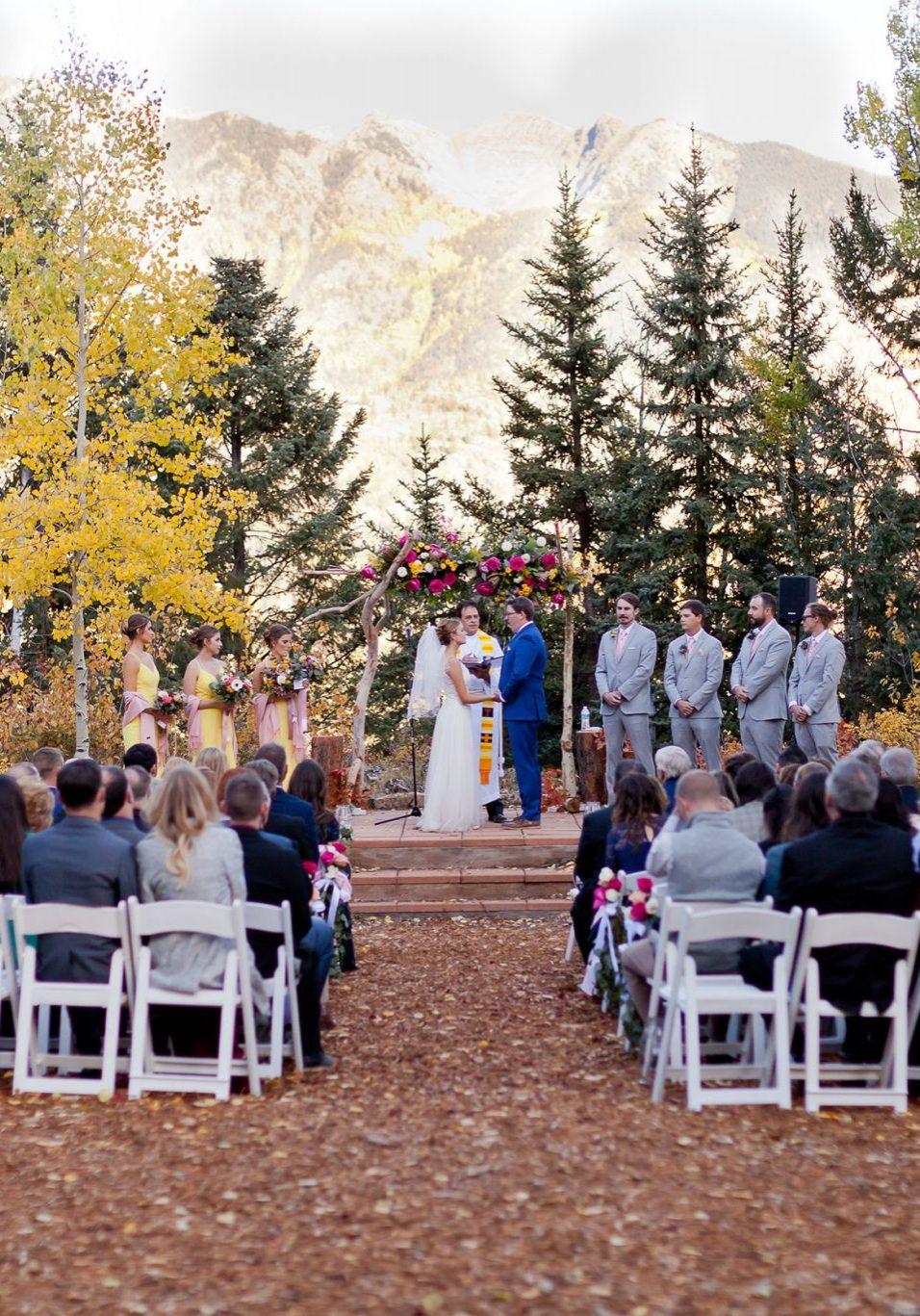 Engineer Meadows ceremony site, Durango Colorado