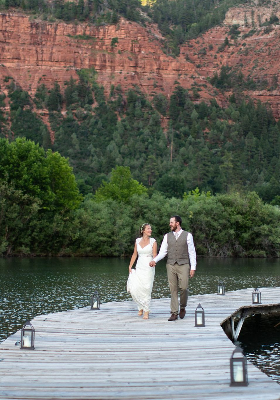 River Bend Ranch Durango Wedding by Colt Freeman