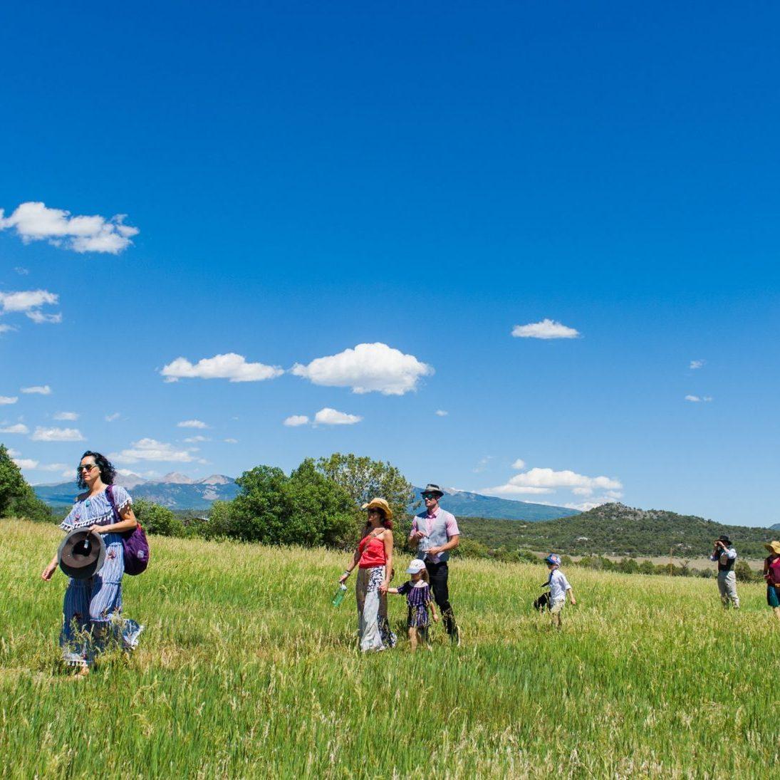 Deep Creek Ranch. Wedding venue in Mancos Colorado