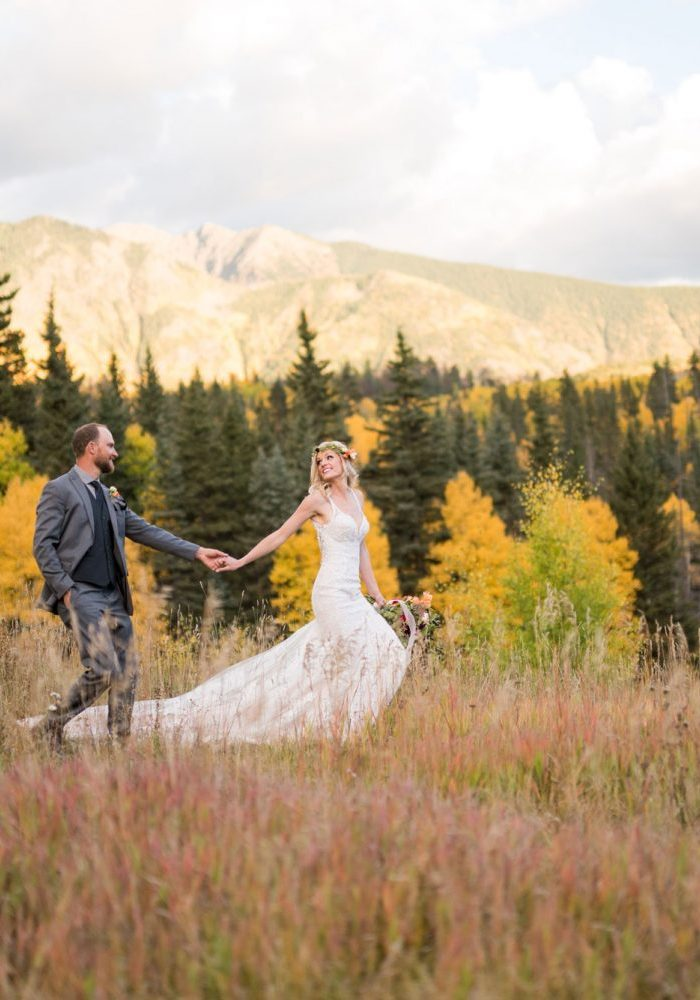An Autumn Adventure Wedding in Durango, Colorado