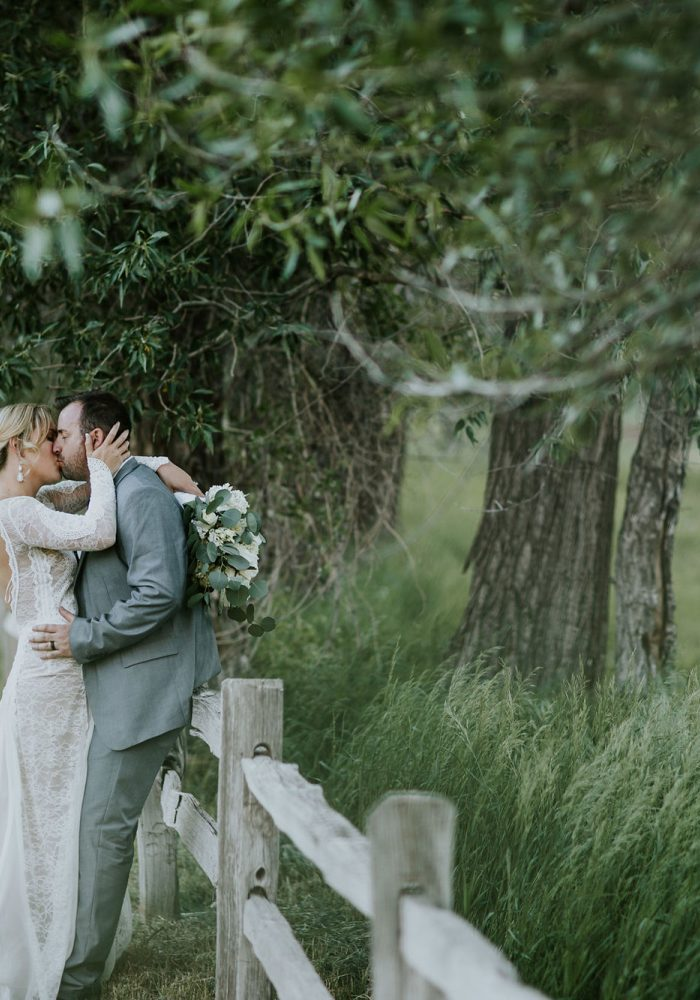 Simple Elegance Wedding at Dalton Ranch, Durango CO