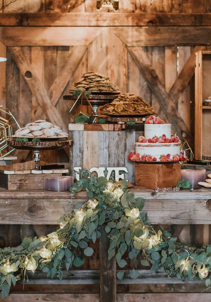A Rustic Glam Wedding at Triple J Ranch, NM
