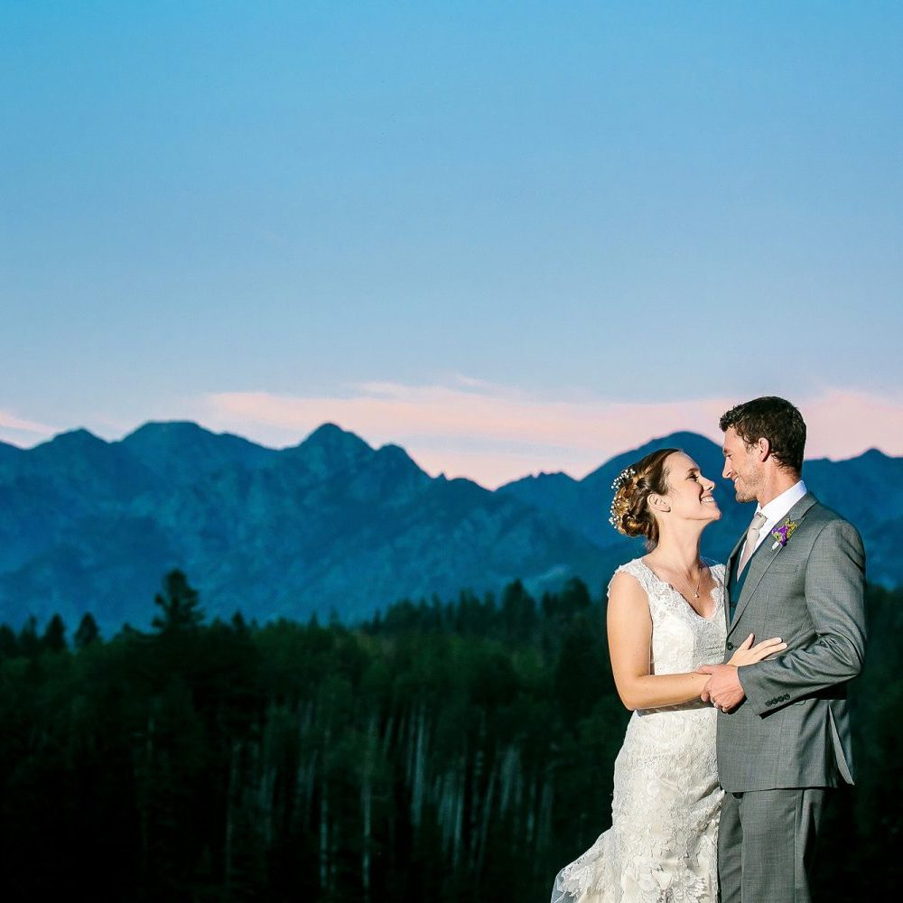 Silverpick Lodge wedding venue, Durango