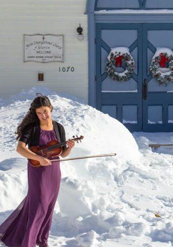 REBEKAH SOUED, Violinist