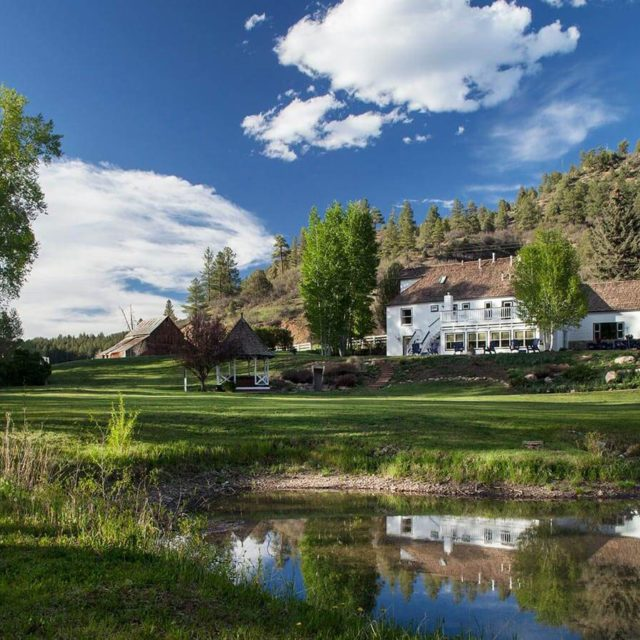 Weddings at Antler on the Creek Bed & Breakfast, Durango Colorado