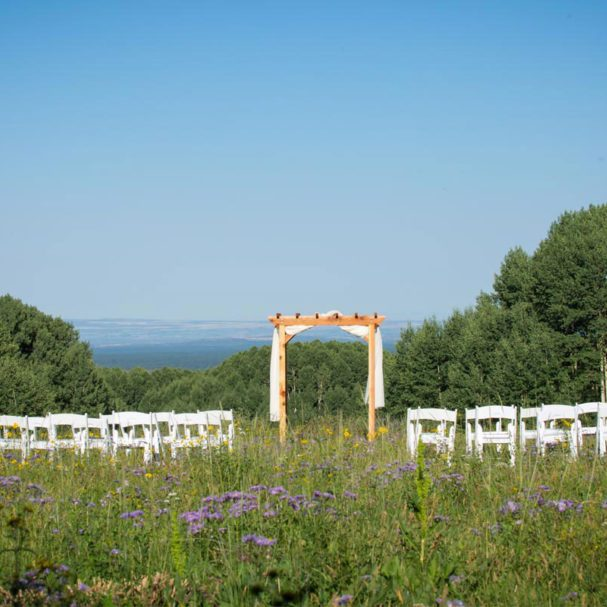 Double R Ranch Weddings, Mancos Colorado